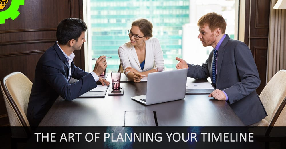 The Art of Planning Your Timeline