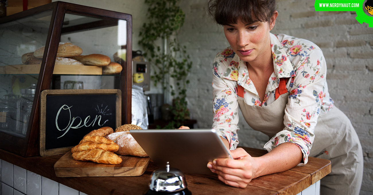 Technology Can Help Boost Small Businesses