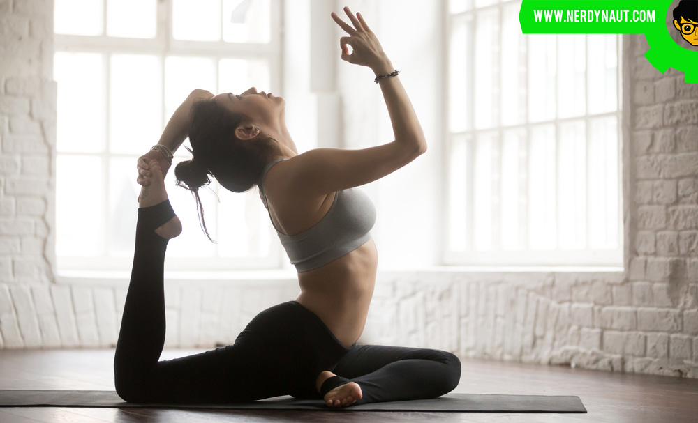 Say Goodbye To Your Back Pain with Yoga