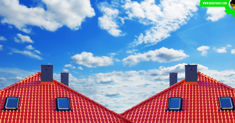 House roof replacement