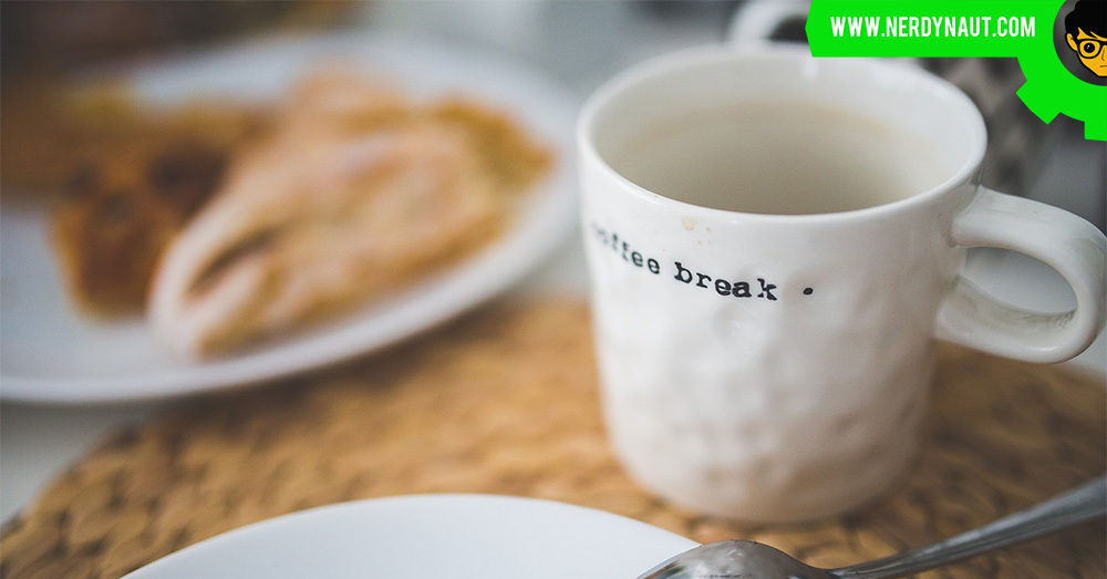 15 Ways To Use Your Coffee Break Wisely