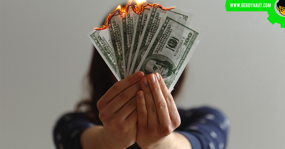 6 Ways to Help You Stop Stressing About Money Today!