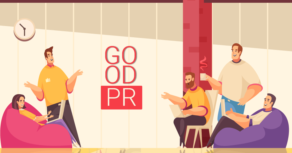 The Good PR - Your Creative Communicators