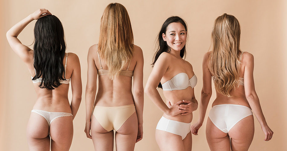 The Types of Underwear for Each Occasion [Exclusively for Ladies]
