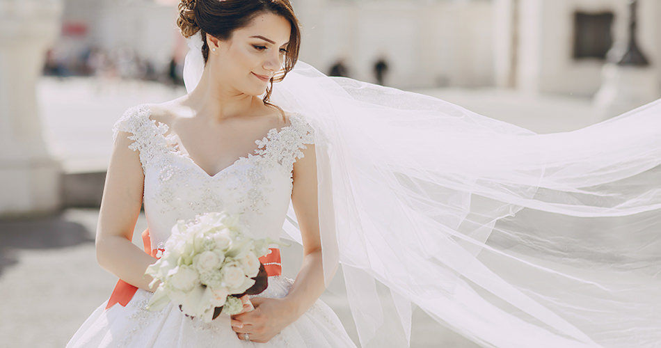 Type of Wedding Dress that Fits Your Shape