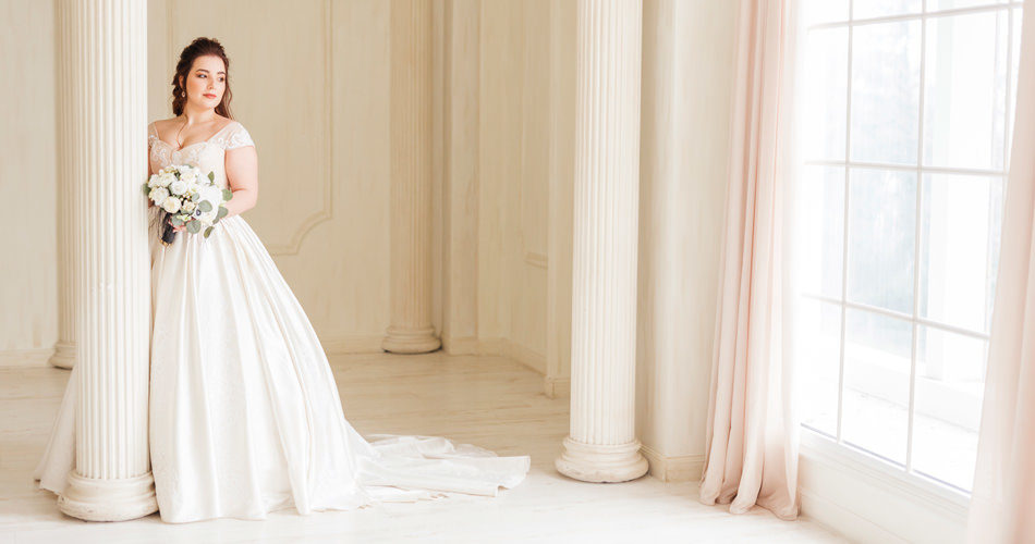 How to Accessorize your Wedding Dress in 2020