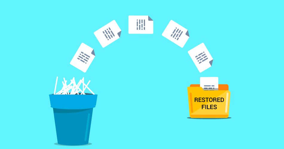 Recover Deleted Files from the Trash