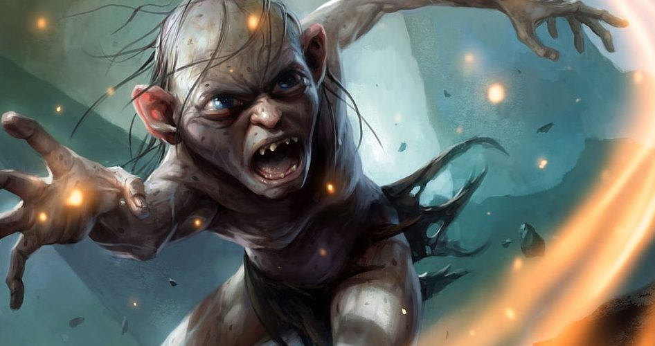 The Lord of the Ring : Gollum