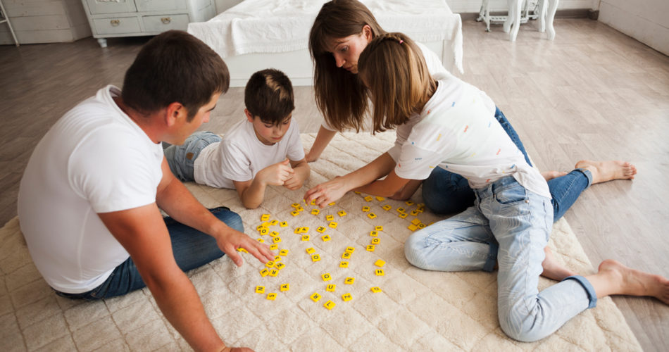 Word Games to Strengthen Vocabulary