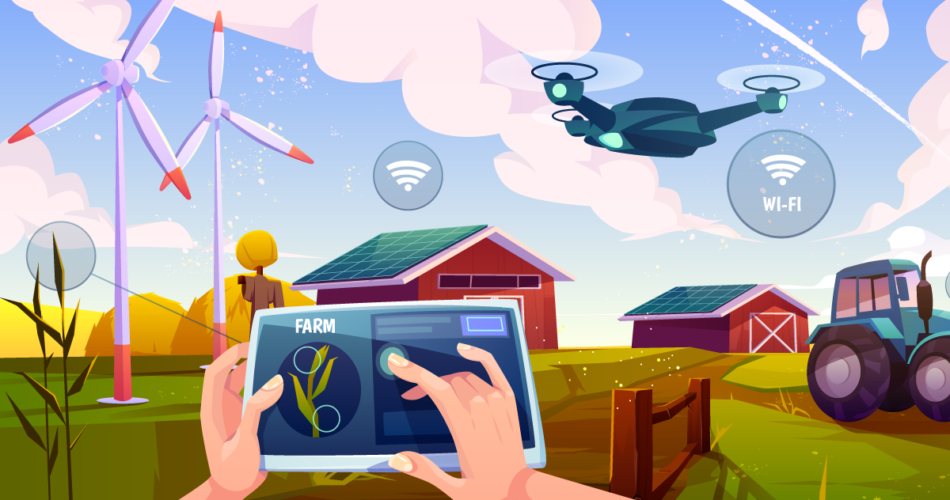 IoT In Agribusiness: Transforming The Future