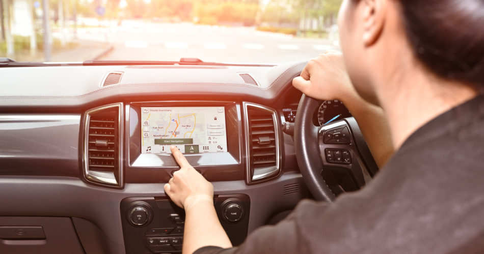 Tech-Based Car Features