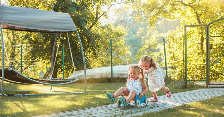 Outdoor Activities Can Contribute to Your Child's Development