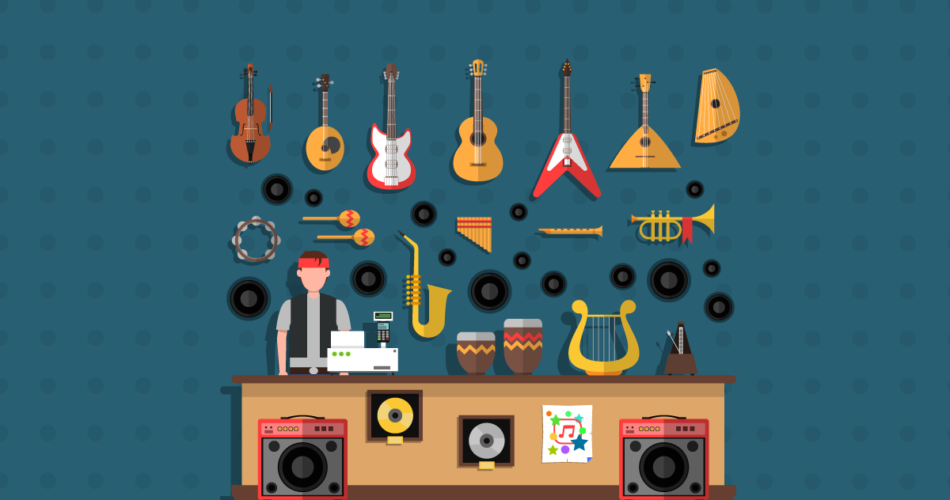 Shopping for Your First Musical Instrument