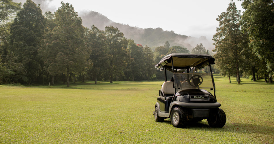 Have Your Golf Cart Serviced