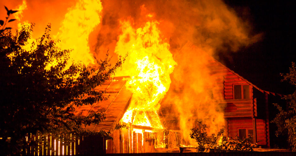 Sell or Restore a Fire Damaged House
