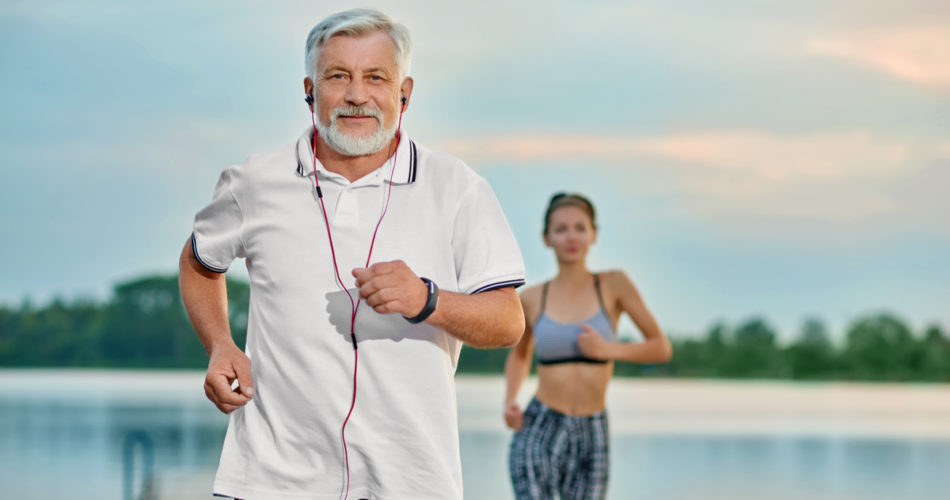 How to Feel Healthy at an Old Age