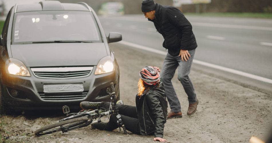 Injured in a Bike Accident? Here's What to Do