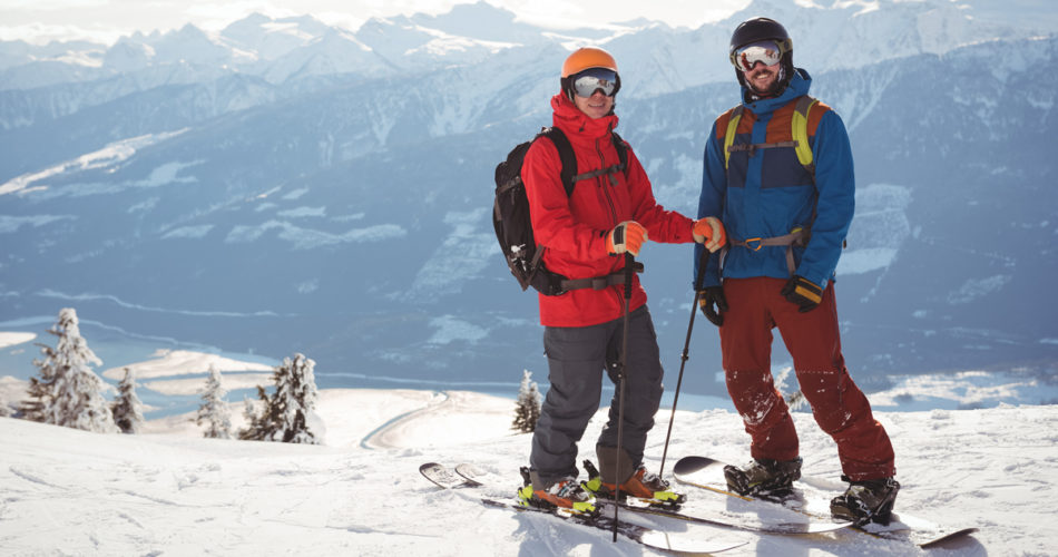 Ski Trip Guide: What You'll Need to Wear When Skiing