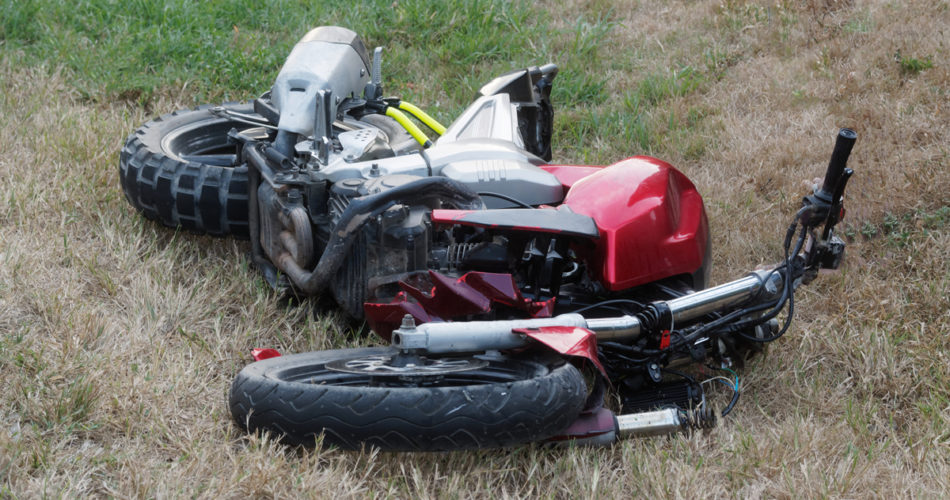 Things to Keep in Mind When Involved in a Motorcycle Accident