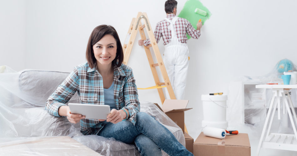 Tips for Surviving a Home Renovation While Living on Site