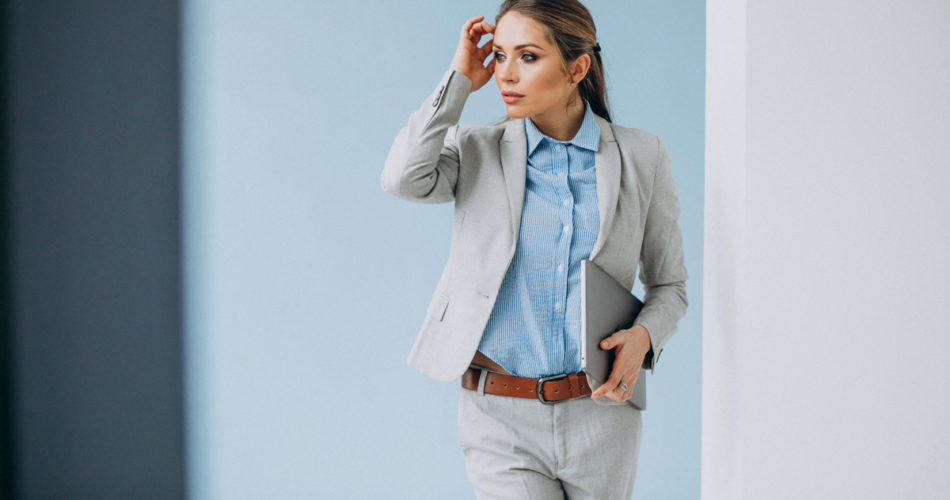Chic Yet Tame: How to Look Fashionable in a Conservative Office Environment