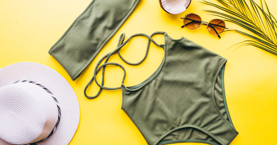 Tropical Swimwear Fashion for Your Next Vacation