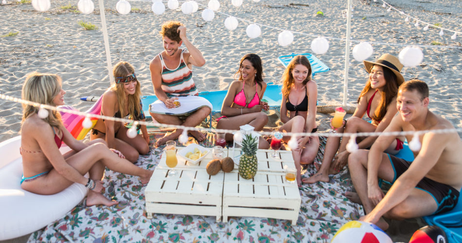 Plan a Beach Party