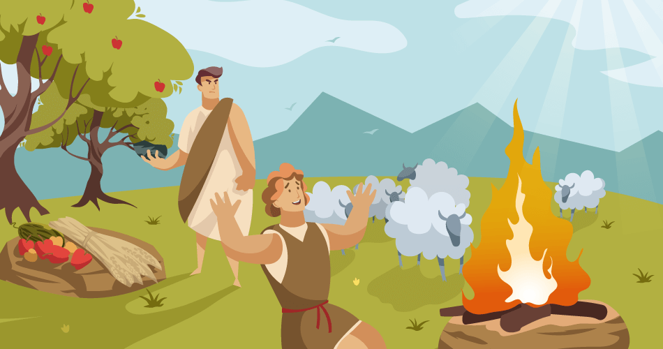 Cain and Abel Story