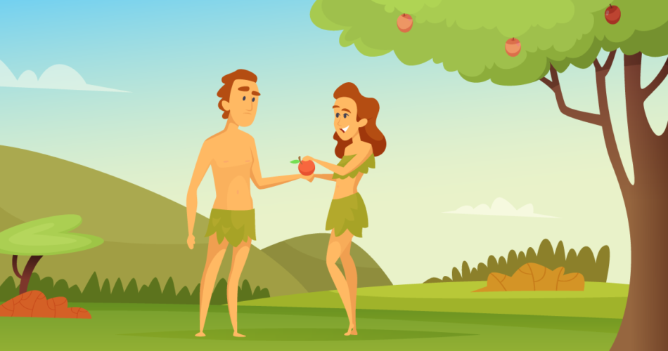 Adam and Eve or What was Really Happened in the Eden Garden?