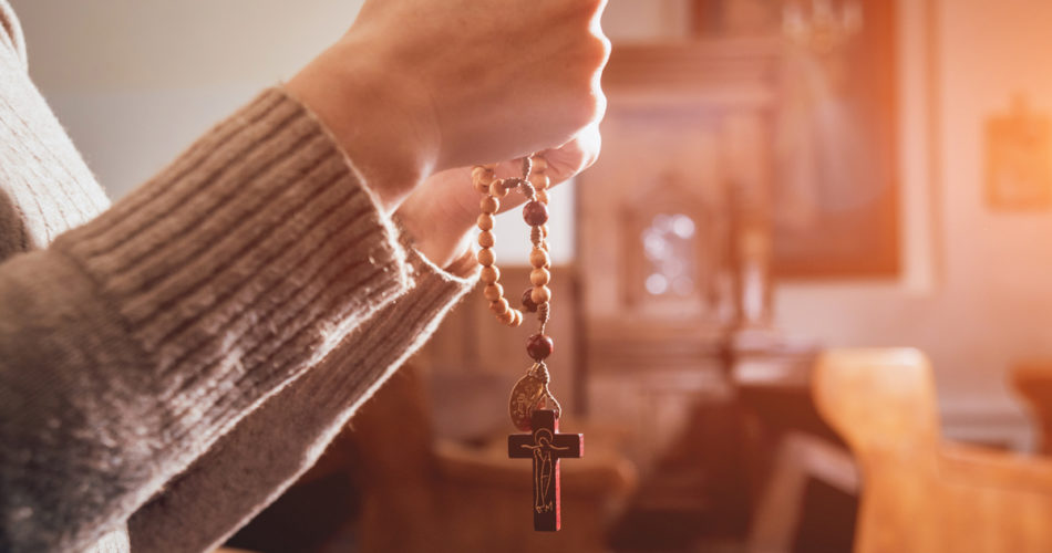 Holy Rosary the Greatest Spiritual Weapon for Catholic